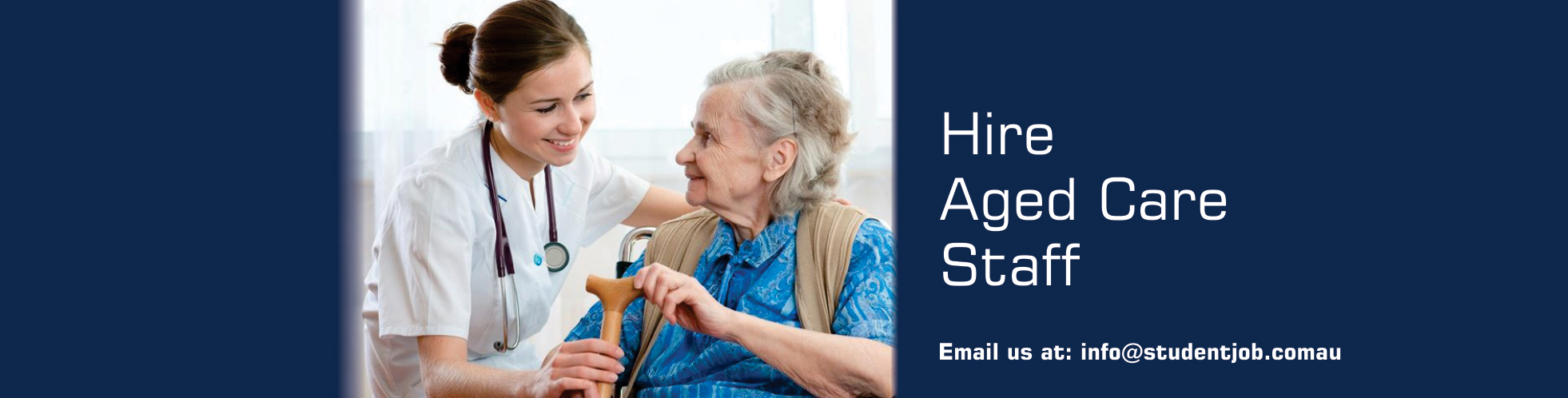 Aged care staff needed