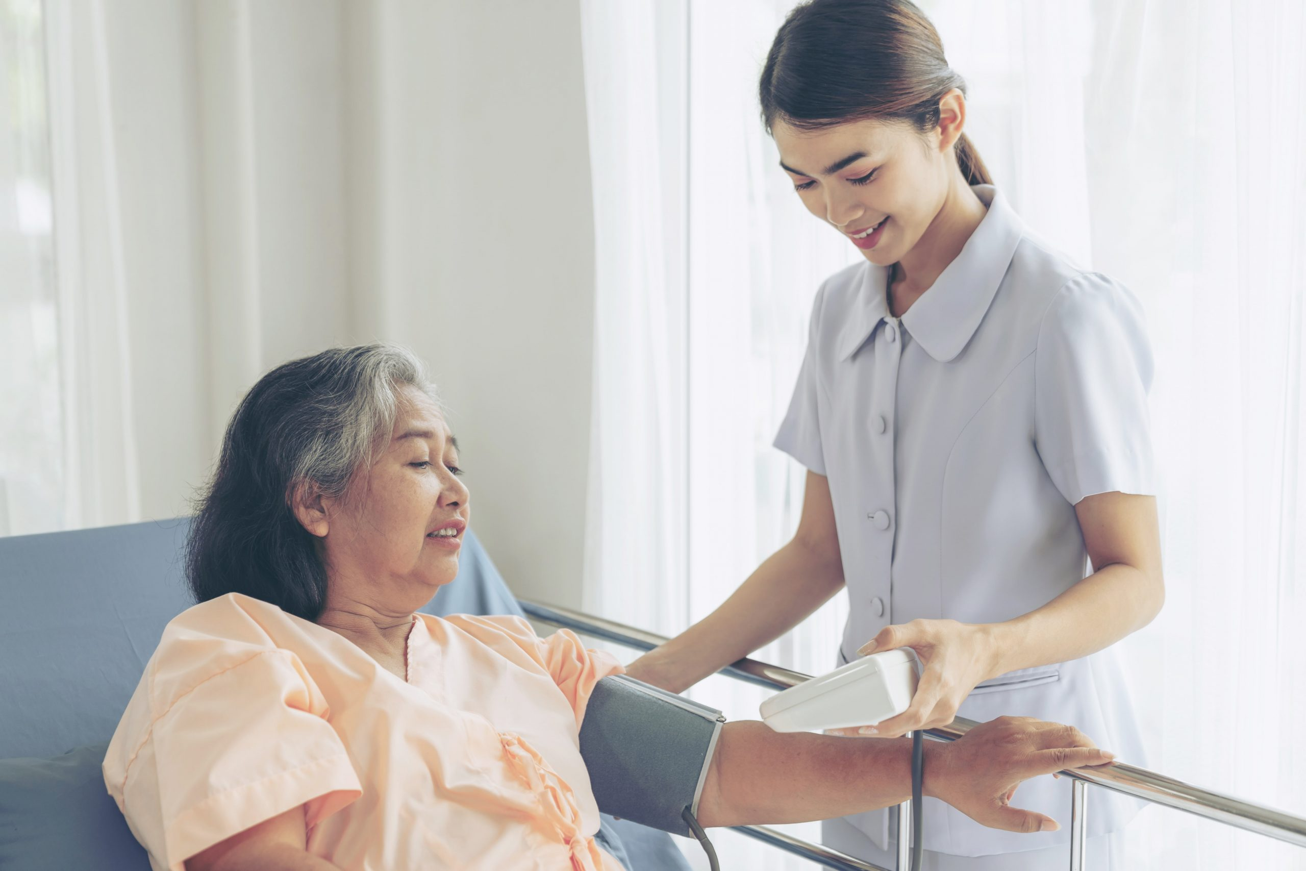 skills for aged care worker